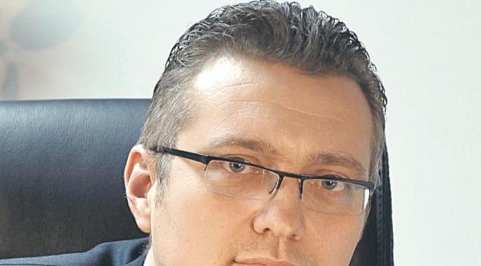 Mariusz Łubiński, prezes firmy Admus