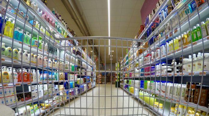 drogeria kosmetyki sklep supermarket