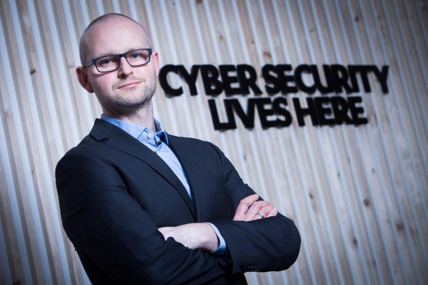 Leszek Tasiemski – lider centrum cyberbezpieczeństwa F-Secure w Poznaniu