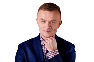 Piotr Kraśnicki, Dyrektor Sprzedaży Modern-Expo S.A.