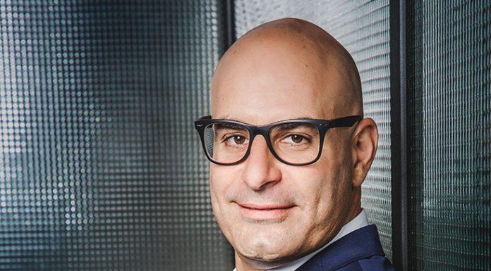 Nir Netzer, prezes Ronson Development