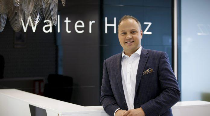 Bartłomiej Zagrodnik – Walter Herz.