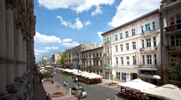 Piotrkowska 120 w Łodzi