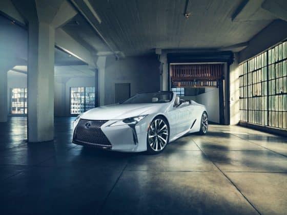 Lexus LC Convertible (1)