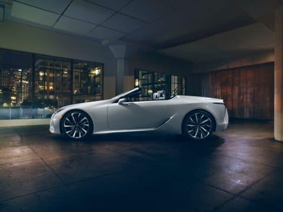 Lexus LC Convertible (2)