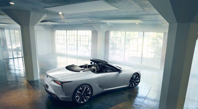 Lexus LC Convertible (4)