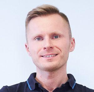 Bartosz Jurga – head of sales, Xopero Software S.A. small