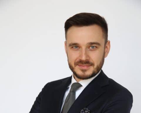 Bartosz Jakubowski, Marketing Manager w LMC Polska