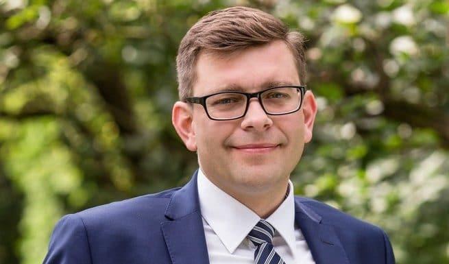 Grzegorz Baczewski, dyrektor generalny Konfederacji Lewiatan