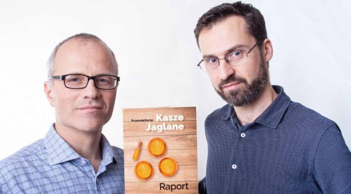 Raport Jaglane – Marcin Galicki, Paweł Rokicki small