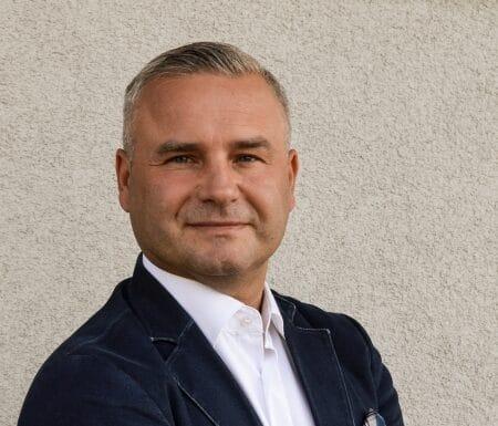 Ireneusz Bartnikowski, prezes firmy SOLGAZ