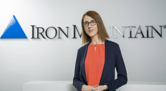 Agnieszka Wolszczak, Dyrektor HR w Europie Środkowej w Iron Mountain