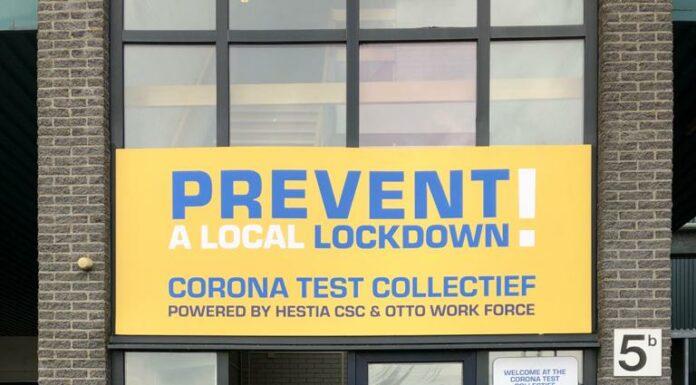 centrum testowe Covid prowadzone przez firmę OTTO Work Force