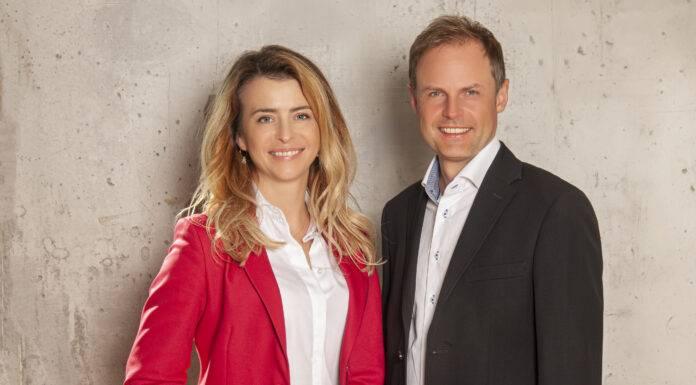 Agnieszka Nowak i Łukasz Mazurczak