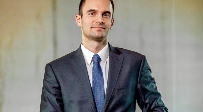 Maciej Kabaciński, dyrektor pionu HR w SAP HCM w Quercus