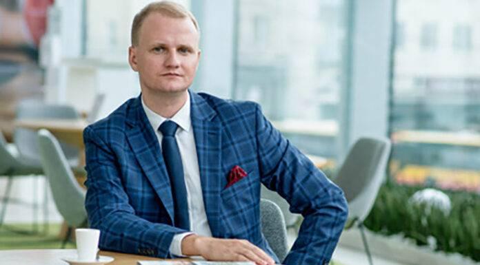 Marek Jasiński, dyrektor regionu Reliance Polska