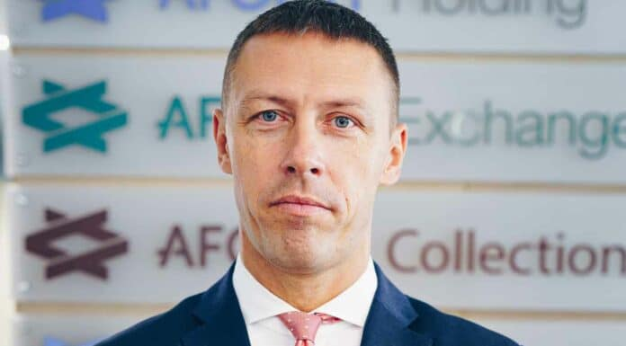 Klaudiusz Sytek, Prezes AFORTI Holding S.A.