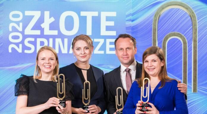 Komunikacja Plus zebrała 11 statuetek w konkursie Złote Spinacze