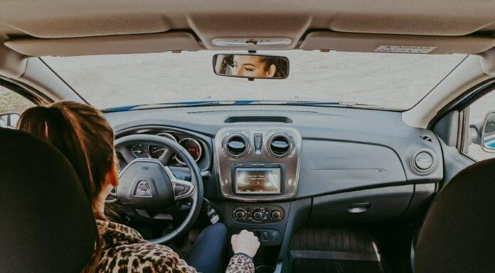 samochód kierowca