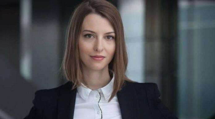 Dominika Kowalska, Associate Director, Workplace Strategy, Office Department, Cushman & Wakefield