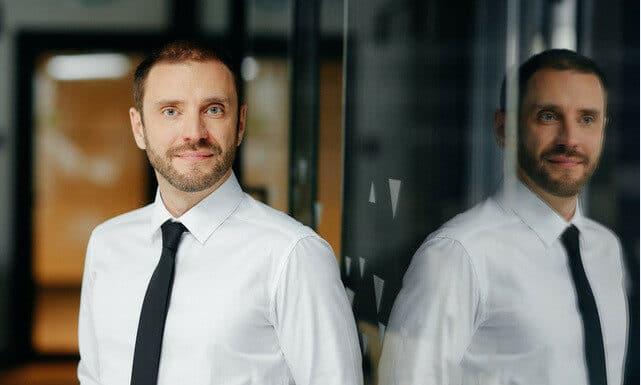Konstantin Selgitski, członek zarządu w firmie Apifonica