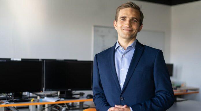 Krzysztof Szabelski Head of Technology