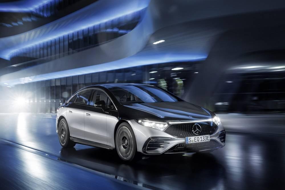 Mercedes-EQ, EQS, V 297, 2021