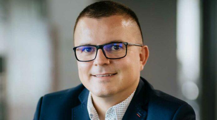 Sebastian Błaszkiewicz, dyrektor sprzedaży w Unity Group