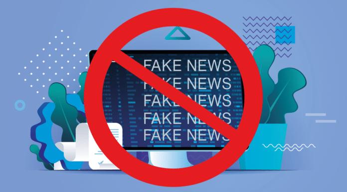 fake news graf