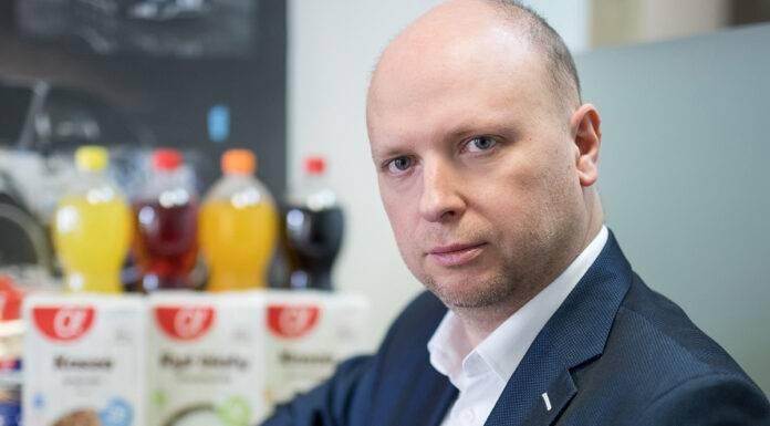 Przemysław Gaszewski, dyrektor handlowy Polskiej Grupy Supermarketów