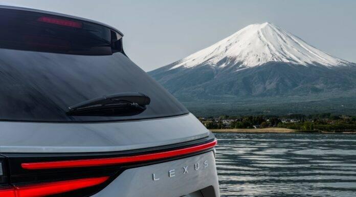 Światowa premiera nowego Lexusa NX