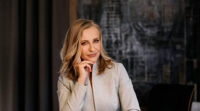 Kinga Nowacka – założycielka i dyrektorka Centrum Edukacji i Biznesu