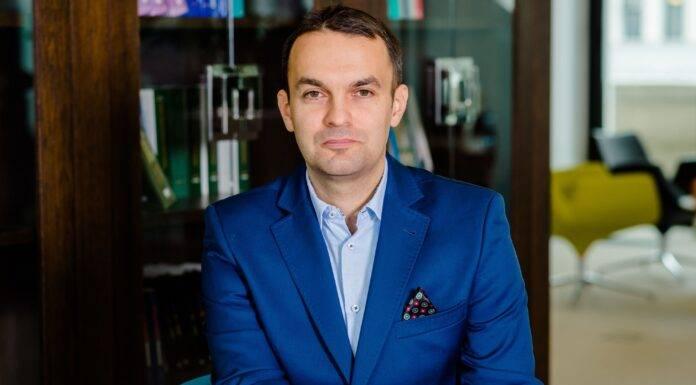 Mikołaj Różycki, p.o. prezesa Polskiej Agencji Rozwoju Przedsiębiorczości