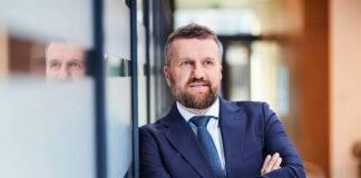 Wojciech Głażewski, dyrektor firmy Check Point Software w Polsce