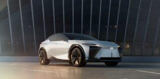 Lexus LF-Z Electrified Concept (1)