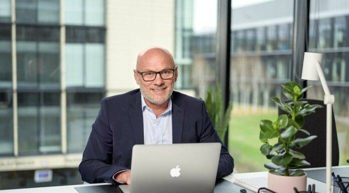 Hubert Abt, CEO firmy New Work